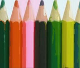 Ranger sa chambre crayons